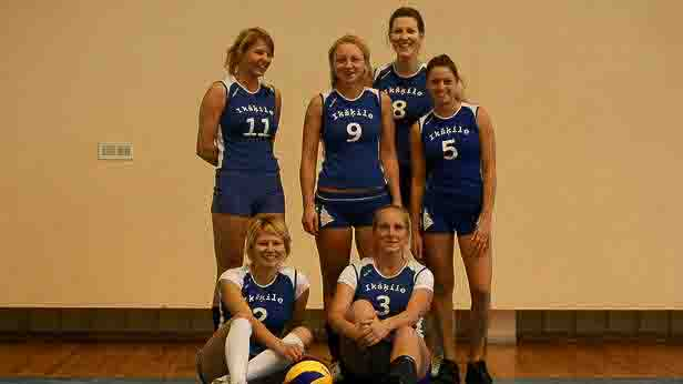 2008.gada Ogres rajona volejbola čempiones