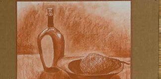 Lauras Leingartes zīmējums