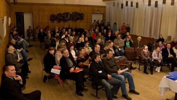 Iedzīvotāju sanāksme 20.11.2008