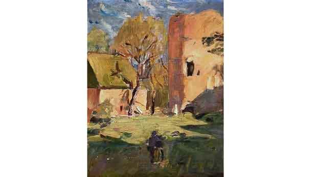 J.Kugas glezna.