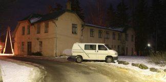 Avārija Skolas ielā. 12.01.2009