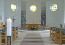 Ikšķiles luterāņu baznīca.