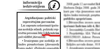 """Laikraksta """"Ikšķiles vēstis"""" 2009.gada Janvāra numurs kurš iznāca Februārī fragments."""