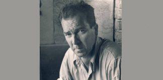 Grafiķis Oļģerts Ābelīte.