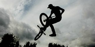 BMX Freestyle Ikšķile