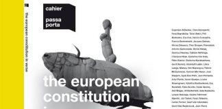 """Liānas Langas un Artura Puntes dzeja publicēta grāmatā """"Eiropas konstitūcija dzejā"""