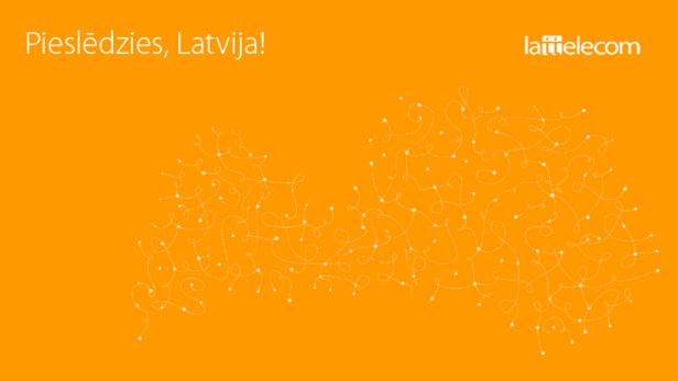 Pieslēdzies Latvija!