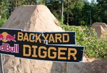 Red Bull Backyard Digger Ikšķilē pirmā diena.