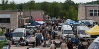 AAK Senlietu tirgus Ikšķilē. 07.07.2009.