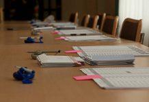 Iepriekšējā balsošana, otrā diena, Eiropas parlamenta un Pašvaldību vēlēšanas Ikšķiles novadā.