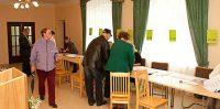 Ikškiles iecirknis, iepriekšējā balsošana, otrā diena, Eiropas parlamenta un Pašvaldību vēlēšanas Ikšķiles novadā.