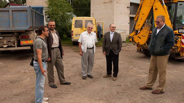 Uzsākta dzeramā ūdens atdzelžošanas stacijas būvniecība.