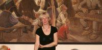 Vides māksliniece Maija Avota.