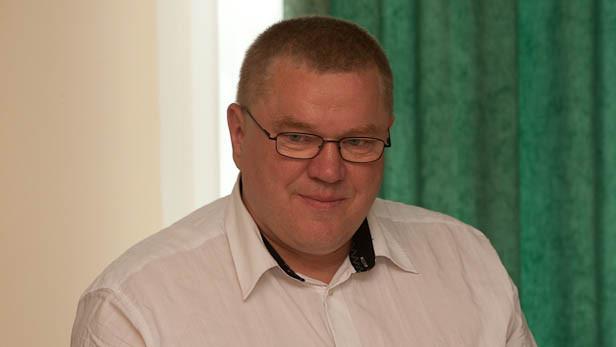 Ikšķiles novada Domes priekšsēdētājs Indulis Trapiņš 2008.gads