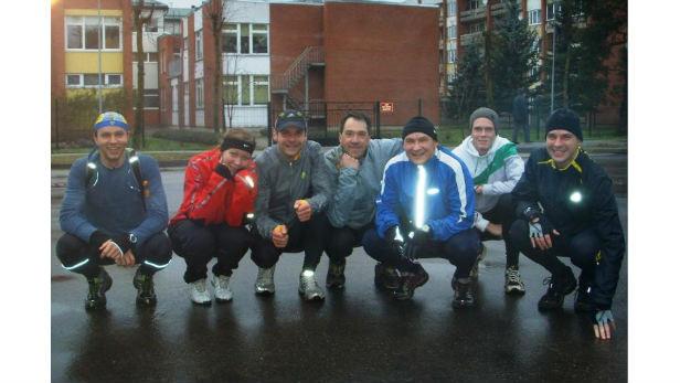 Ikšķiles novada izturības sporta veidu pārstāvji.