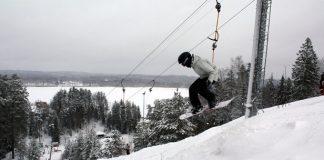 """Pirmā snovborda un slēpošanas piedzīvojumu nedēļa """"Mežezers 2009"""