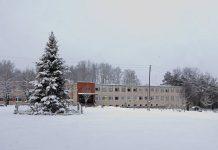 Ikšķiles vidusskola 2009 gada ziema