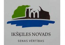 Ikšķiles novada konkursam iesniegtie logotipi.