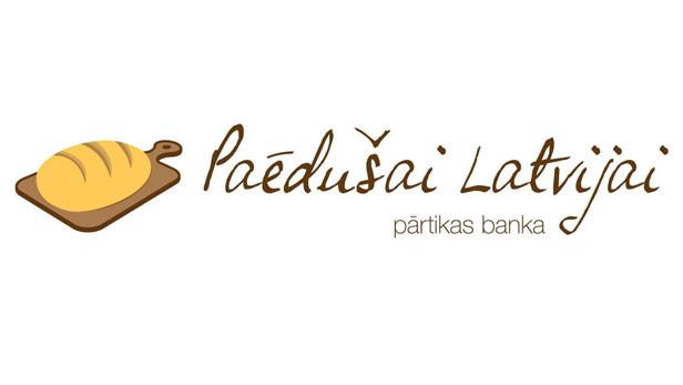 """Pārtikas banka """"Paēdušai Latvijai"""
