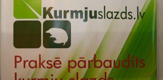 Kurmjuslazds.lv Ražots Latvijā.