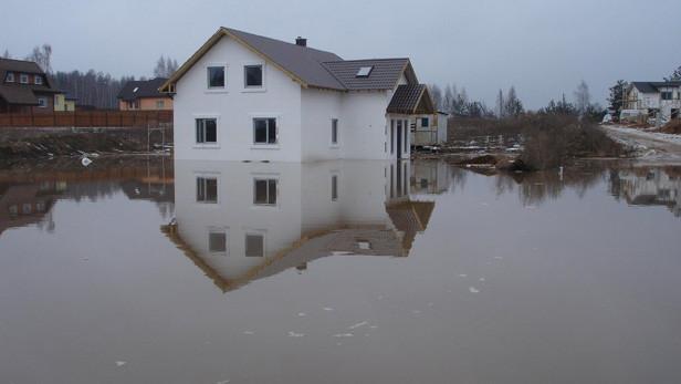 Plūdi Ikšķilē.