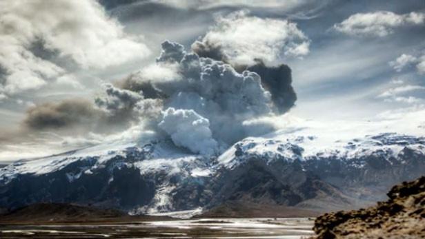 Islandes spēks. Ekranšāviņš no video.