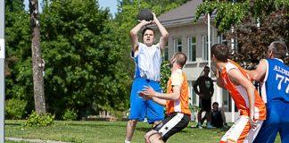 Ikšķbols 09 Ikšķiles Vidusskolas sporta laukumā.