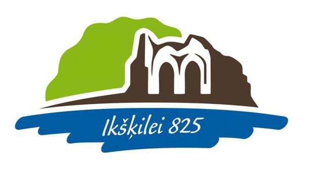 Ikšķile novada logo.