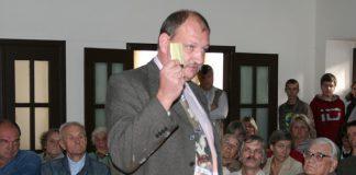Rolfs Bokmelders bijušais Iksķiles novada domes deputāts.