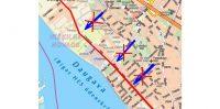 Līvciema un Rīgas iela - svarīga robeža cīņā pret gājējiem