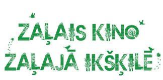 Zaļais kīno Ikšķilē.