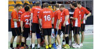 Florbola komanda Ikšķile.