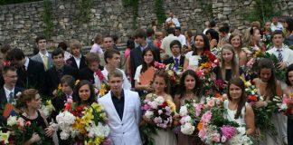 9.klašu izlaidums 2011, Ikšķile.