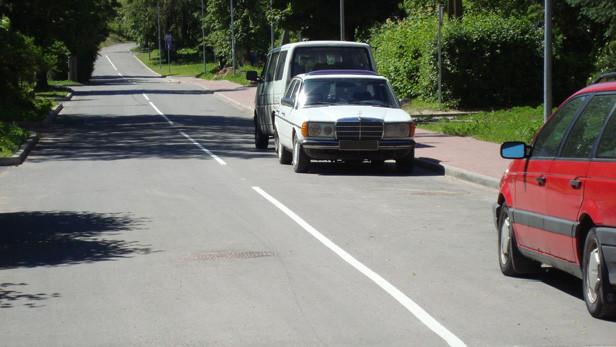 Stacijas iela posmā no Dainu ielas līdz Rīga-Daugavpils šosejai.