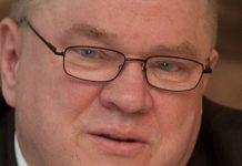 Indulis Trapiņš, Ikšķiles novada domes priekšsēdētājs.