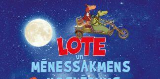 """Jaunā Latvijas un Igaunijas kopražojuma animācijas filma """"Lote un Mēnessakmens noslēpums"""""""