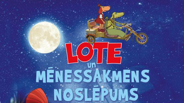 Jaunā Latvijas un Igaunijas kopražojuma animācijas filma