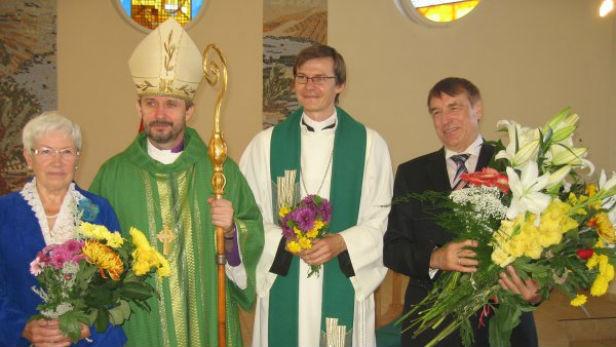 Ikšķiliešus augsti vērtē Latvijas evaņģēliski luteriskā baznīca