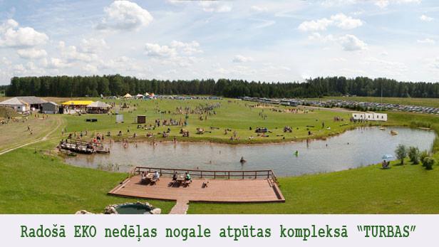 Latvijas Vecāku kustība aicina uz radošo Eko nedēļas nogali Ikšķiles novada Atpūtas kopleksā