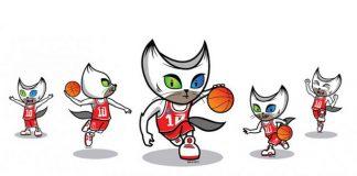 Iedvesmai, FIBA 2010 gada Pasaules āempionāta talismana zīmejums.
