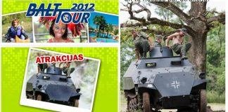 Balttour 2012 reklāmas fragments