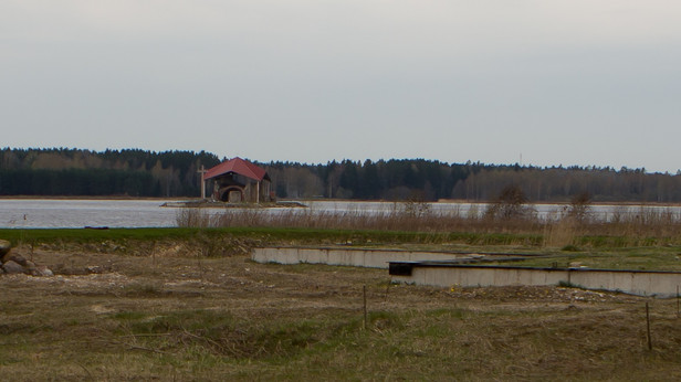 Aizberot Daugavas gultni veido nekustamo īpašumu Ikšķilē.