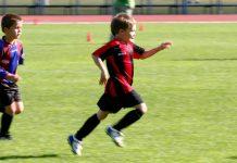 Futbols bērniem Ikšķilē.
