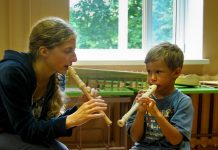 Ikšķiles Brīvā skola aicina uz mūzikas nodarbībām!