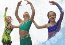 """Daiļslidošanas Kluba """"Slidotprieks"""" atskaites koncerts 2013, """"Sniega Karaliene"""""""