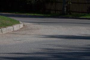 Meloriātoru iela pie bērnudārza Urdaviņa, Ikšķile