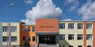 Ikšķiles vidusskola. Foto: Ikskile.tv