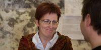 Māra Niedra, Ikšķiles novada vēlēšanu komisijas vadītāja. Pašvaldību vēlēšanas 2009
