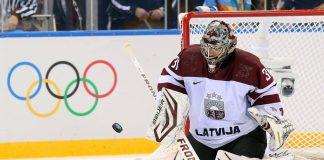 Edgars Masaļskis Sochi Olympic Games 2014, Foto: frontierhockey.com