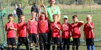 FK Ikšķile U-7 komanda. Rudens kauss 2014